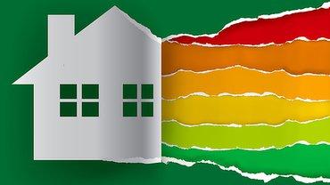 Haus Wärme Energiewende erneuerbare Energie Umweltschutz