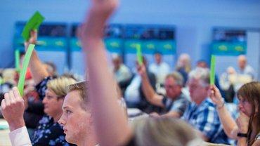 Forderungsbeschluss TröD 2020 Abstimmung Tarifkommission